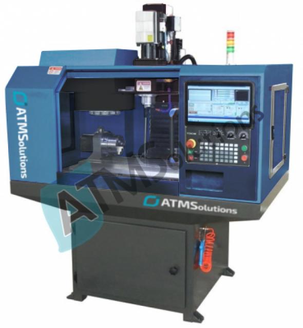 Góra MINI FREZARKI CNC - Maszyny CNC Frezarki Plotery - ATMS - Advanced UF11