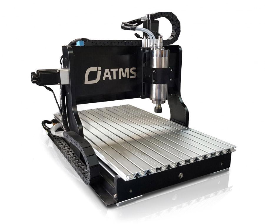 Masywnie MINI FREZARKI CNC - Maszyny CNC Frezarki Plotery - ATMS - Advanced JI72