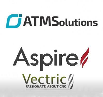 Aspire Vectric - Maszyny CNC Frezarki Plotery - ATMS - Advanced